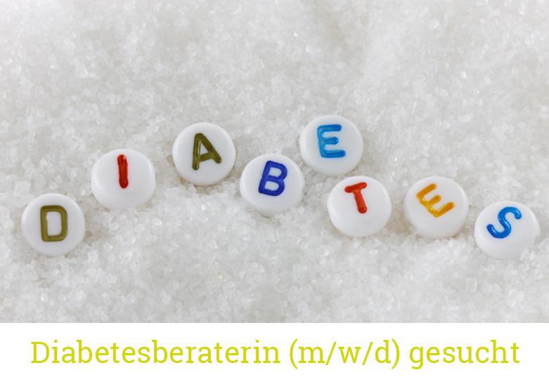 Stellenangebot: Diabetesberaterin (m/w/d)