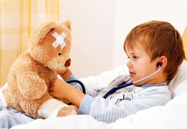 "Kinder- und Jugendmedizin: Ratgeber ""Bauch"""