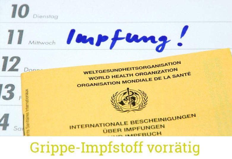 MVZ Schierling Grippe Impfung