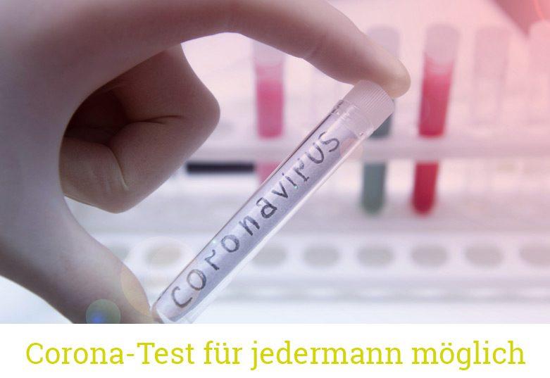 Kosten Für Corona Test